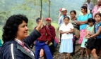 Indigenous leader Berta Cáceres