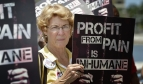 Profit from pain is inhumane - Photo UMWomen - Creative Commons