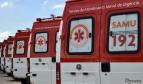 SAMU ambulances, Brazil