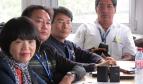Representantes de los trabajadores de Corea del Sur y Guatemala
