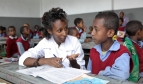 Photo: teacher & student. Creative Commons - Global Partnership for Education