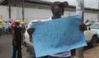 Liberia attack on workers' rights