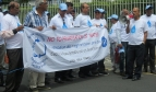 Mauritius against water privatisation