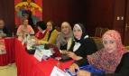 PSI women's leadership seminar in Tunis prior to the World Social Forum
