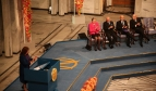 The Nobel ceremony - Photo: M.B. Haga, MFA