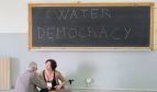 PSI at the WSF water democracy workshop