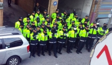 Police raid on the KPTU offices
