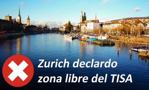 Zurich zona libre del TISA