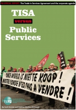 Cover page - TISA versus Public Services