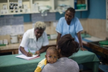 Photo: Nurses - Creative Commons - Australian DFAT