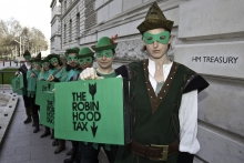Stop the EU Robin Hood Tax Talks from being derailed! | PSI