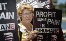 Profit from pain is inhumane - Photo UMWomen - Creative Commons