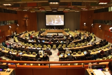 Photo: Civil Society hearings - Creative Commons FFD3