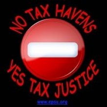 No tax havens, yes tax justice