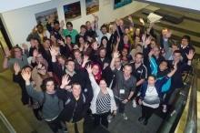 Conferencia de Stand Up en Nueva Zelanda