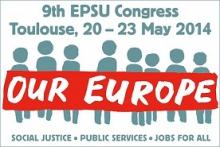 EPSU Congress logo