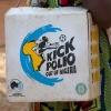 Vaccine box with Kick Polio out of Nigeria logo