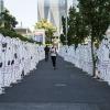 Manifestación en Auckland. Foto: #coalición YesWeCare