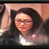 Genevieve Gencianos, ISP, intervino en la reunión del Consejo Ejecutivo de la OMS.