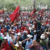 Manifestaciones en Guatemala