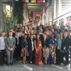 Participant-e-s lors du lancement de la Plateforme internationale sur la mobilité des personnels de santé