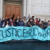 Justice for UC workers!