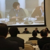 Rosa Pavanelli on the UN panel